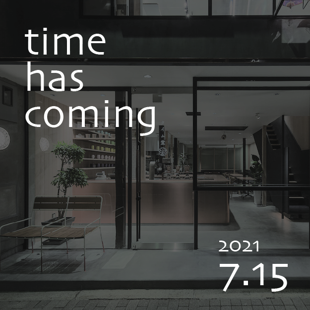 time has coming
